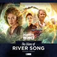 Diary of River Song Series 3 cover