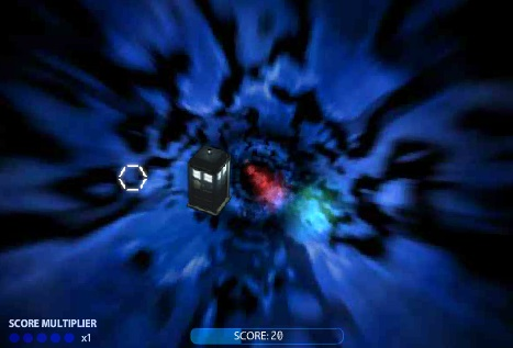 Into the Vortex (video game)