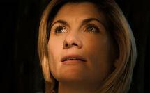 Thirteenth Doctor looks to the light (TGM)