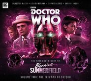 The Triumph of Sutekh cover