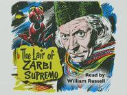 DVD The Lair of Zarbi Supremo