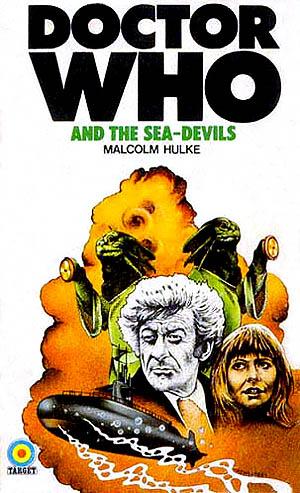 Doctor Who and the Sea-Devils (novelisation)