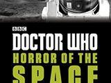 Horror of the Space Snakes (novel)