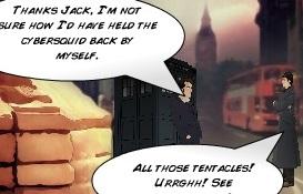 Escape to Penhaxico (comic story)