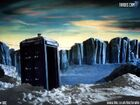 TARDIS Cam The Snowscene 1