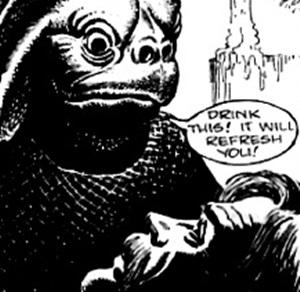 Devil of the Deep (comic story)