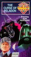 The Curse of Peladon VHS US cover