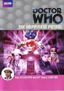 The Happiness Patrol Australian DVD cover