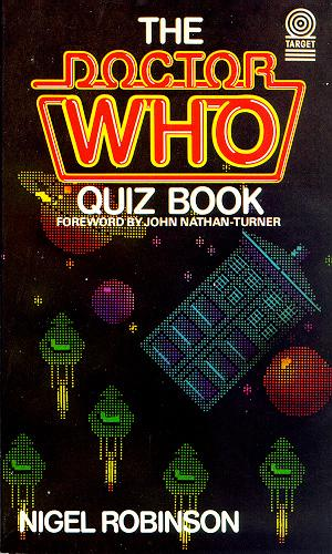The Doctor Who Quiz Book (1981)