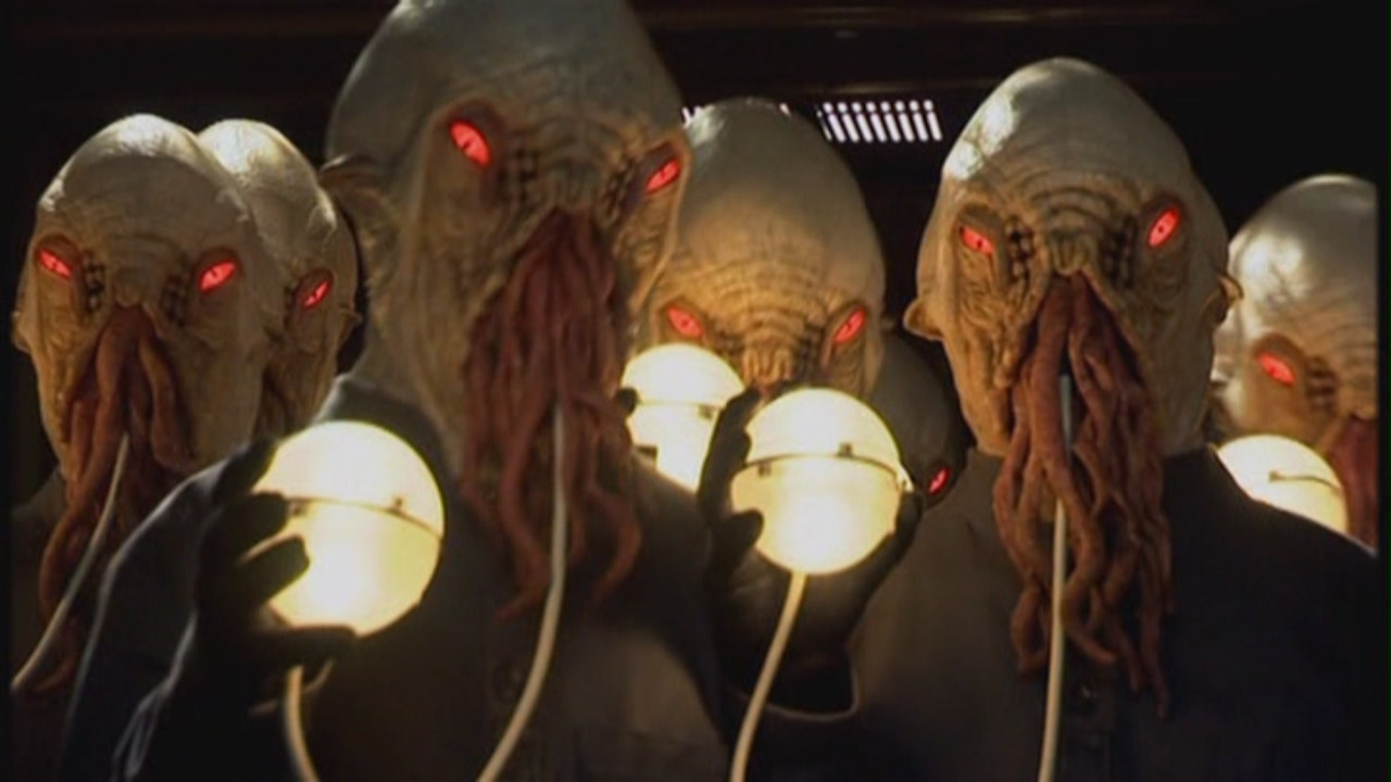 Revolution of the Ood