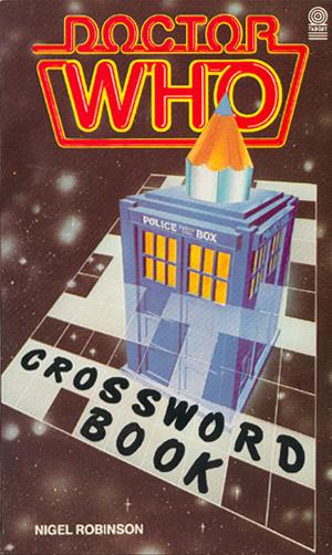Doctor Who Crossword Book