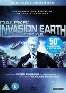 Daleks' Invasion Earth 2150 A.D. 2013 UK DVD