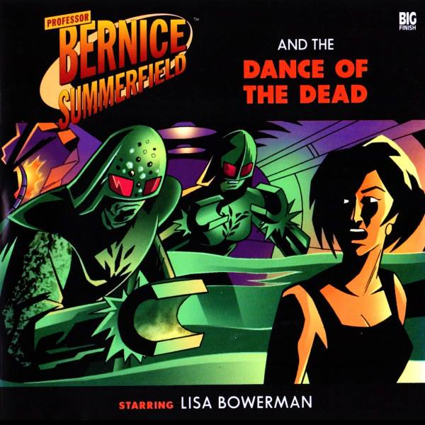 Professor Bernice Summerfield and the Dance of the Dead (audio story)