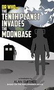 Dr Who in the Tenth Planet Invades the Moonbase