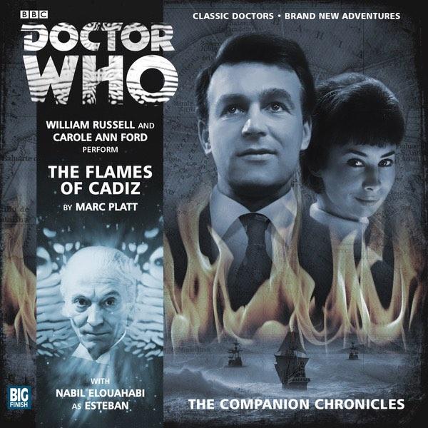 The Flames of Cadiz (audio story)
