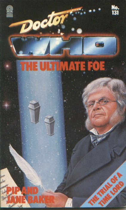 The Ultimate Foe (novelisation)