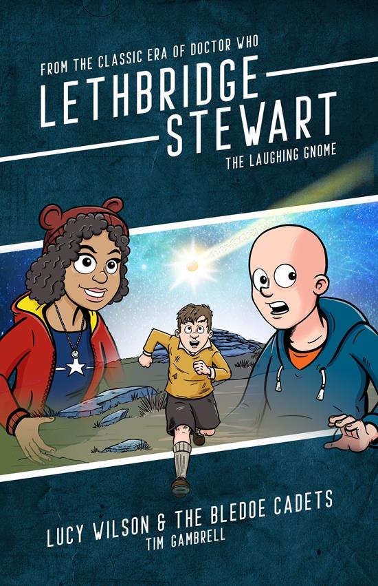 Lucy Wilson & the Bledoe Cadets (novel)