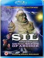 Sil and the Devil Seeds of Arodor blu-ray