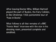 BBC Points West William Hartnell