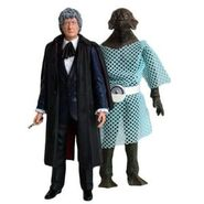CO Third Doctor and Sea Devil