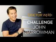 John Barrowman Plays 'What's My Line?' - Revolution of the Daleks - Doctor Who