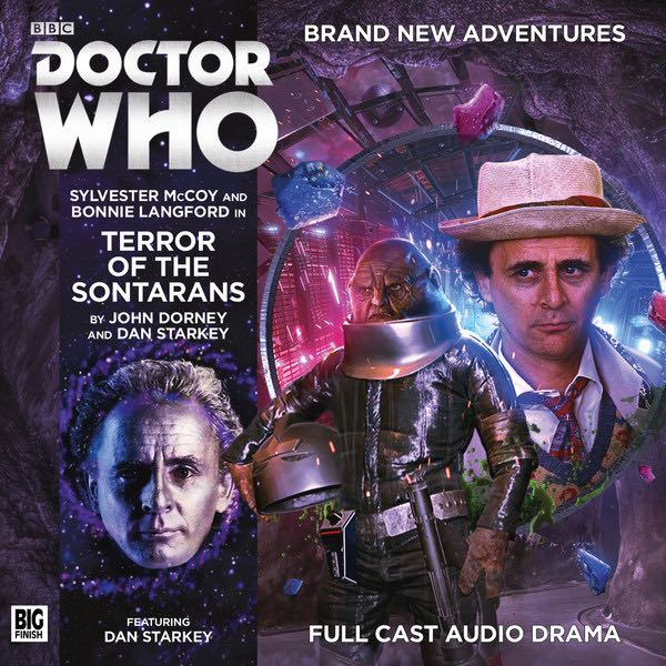 Terror of the Sontarans (audio story)