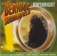 Birthright cover with logo