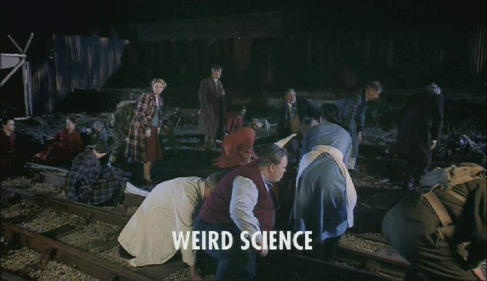 Weird Science (CON episode)