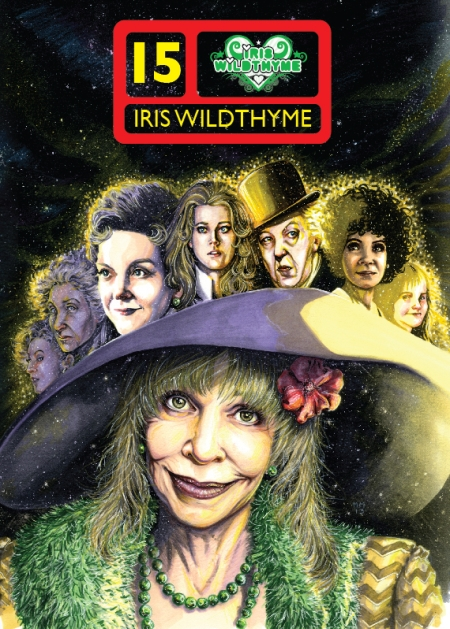 Iris: Fifteen (anthology)