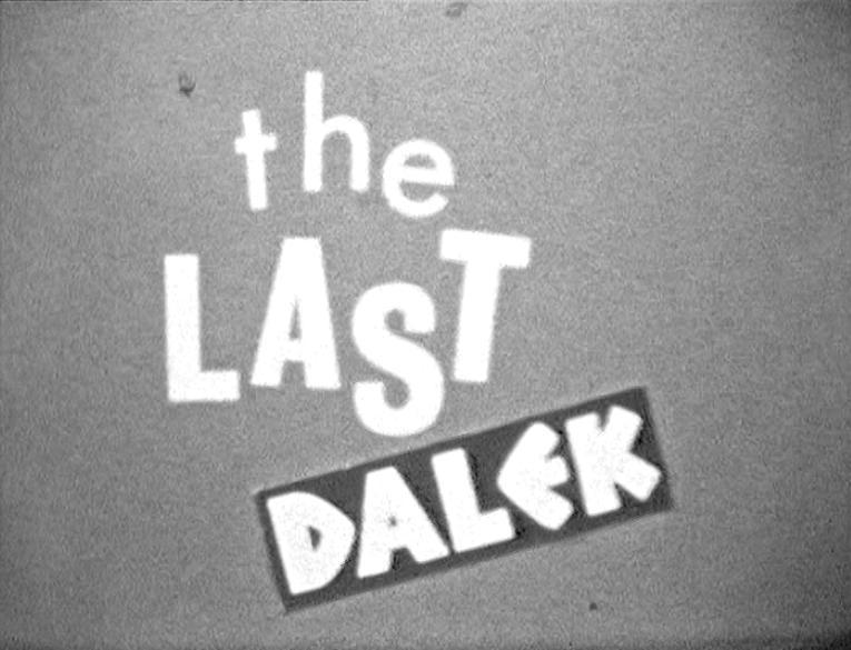The Last Dalek (documentary)