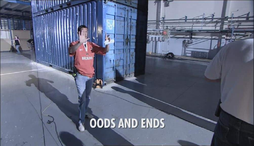 Oods and Ends (CON episode)