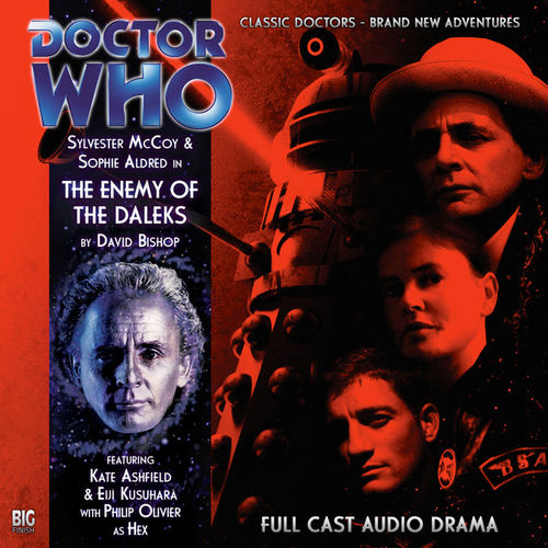 Enemy of the Daleks (audio story)