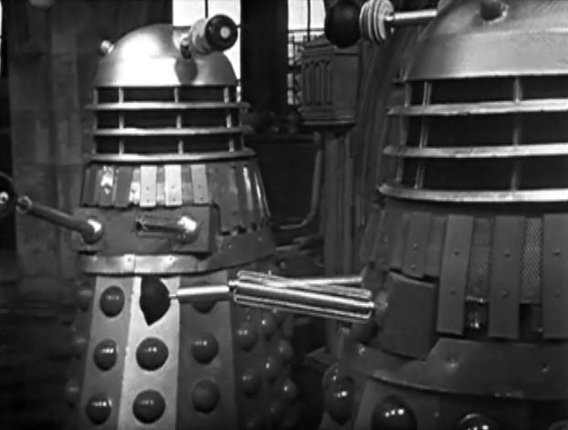 Red Dalek (The Evil of the Daleks)