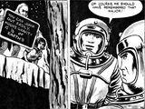 Moon Landing (comic story)