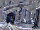 TARDIS Cam Concept Art 4