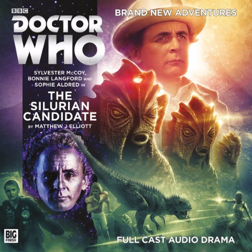 The Silurian Candidate (audio story)