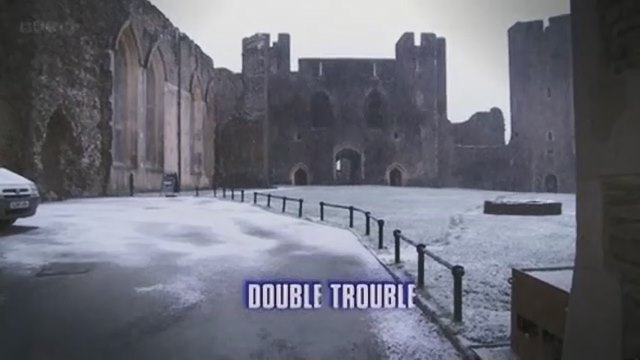 Double Trouble (CON episode)