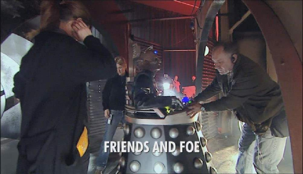 Friends and Foe (CON episode)