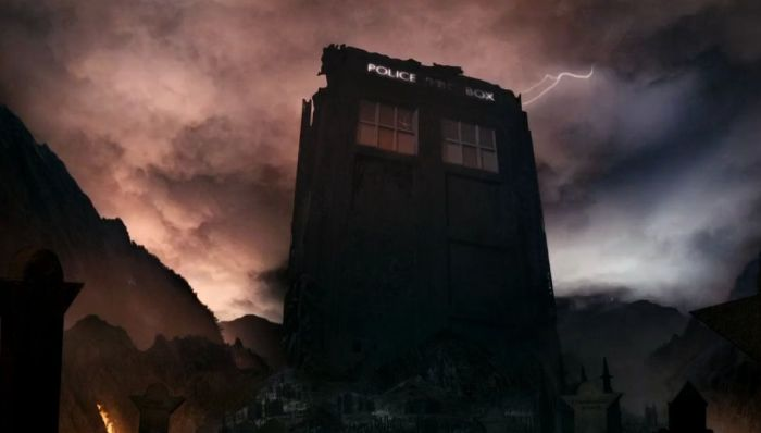 The Doctor's tomb