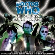 The Shadow of the Scourge cover