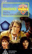 Snakedance Australia VHS