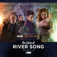 The Diary of River Song Series Five