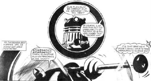 The Disintegrator (comic story)