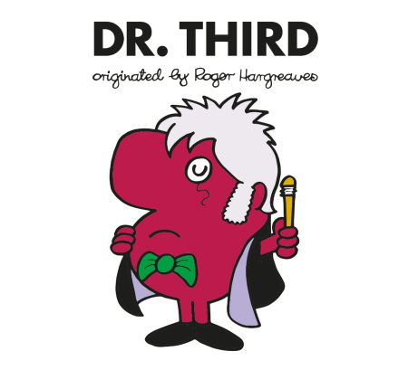Dr. Third (novel)