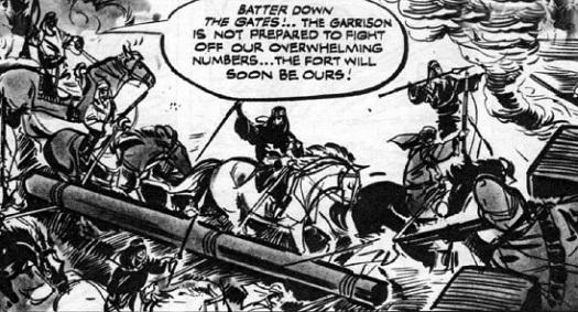 Egyptian Escapade (comic story)