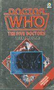 Five Doctors novel