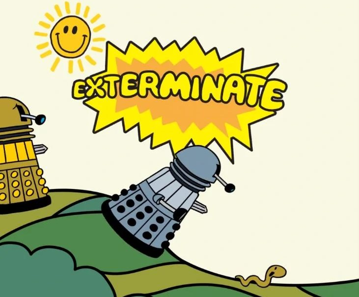 The Daleks Chase Walter the Worm (webcast)