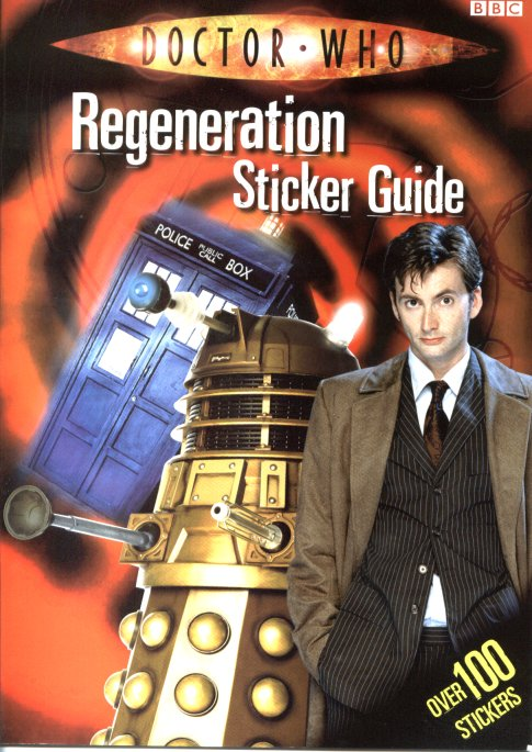 Regeneration Sticker Guide