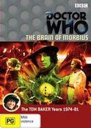 The Brain of Morbius DVD Australian cover