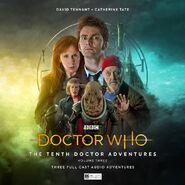 The Tenth Doctor Adventures Volume Three